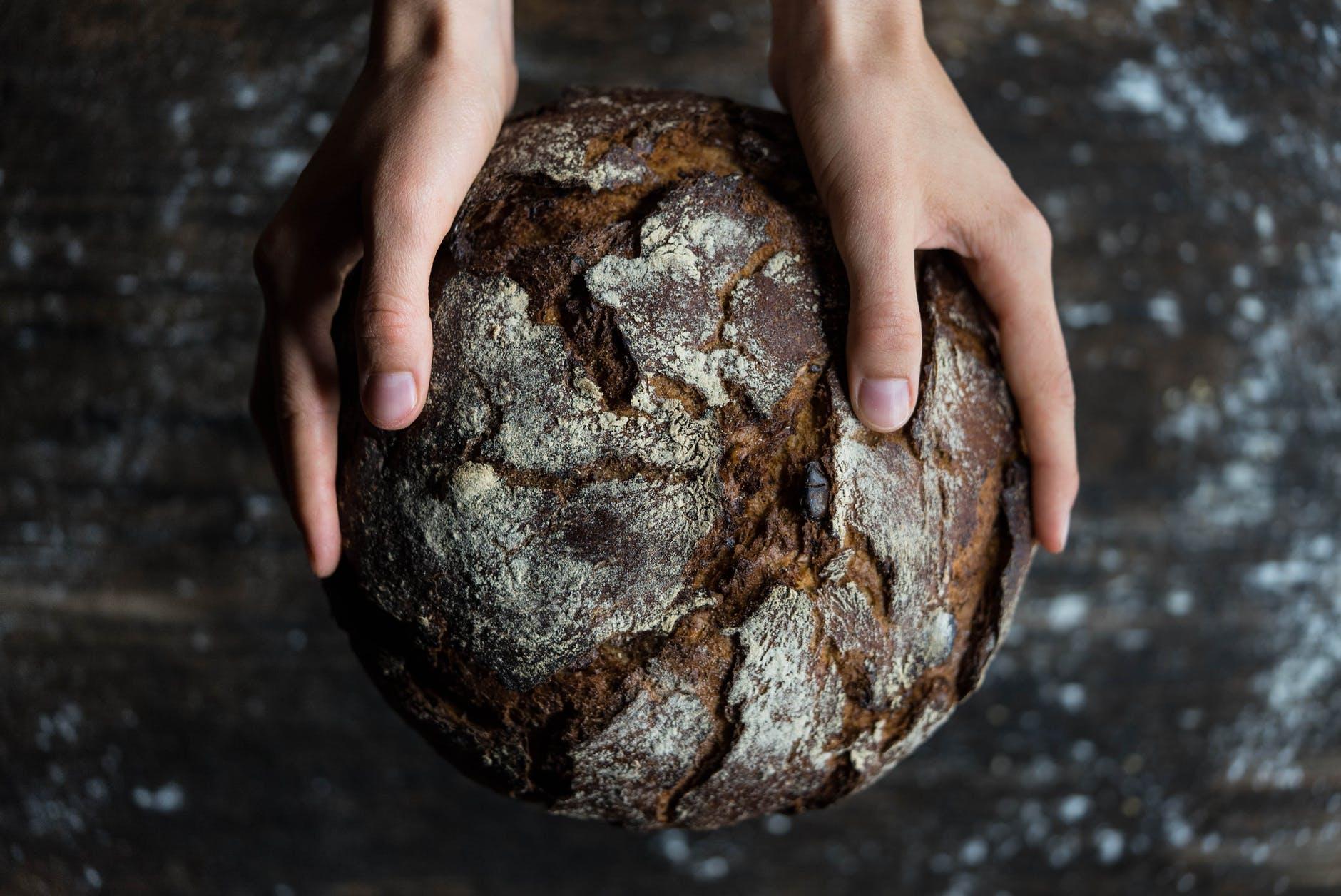 Kulatý chléb
