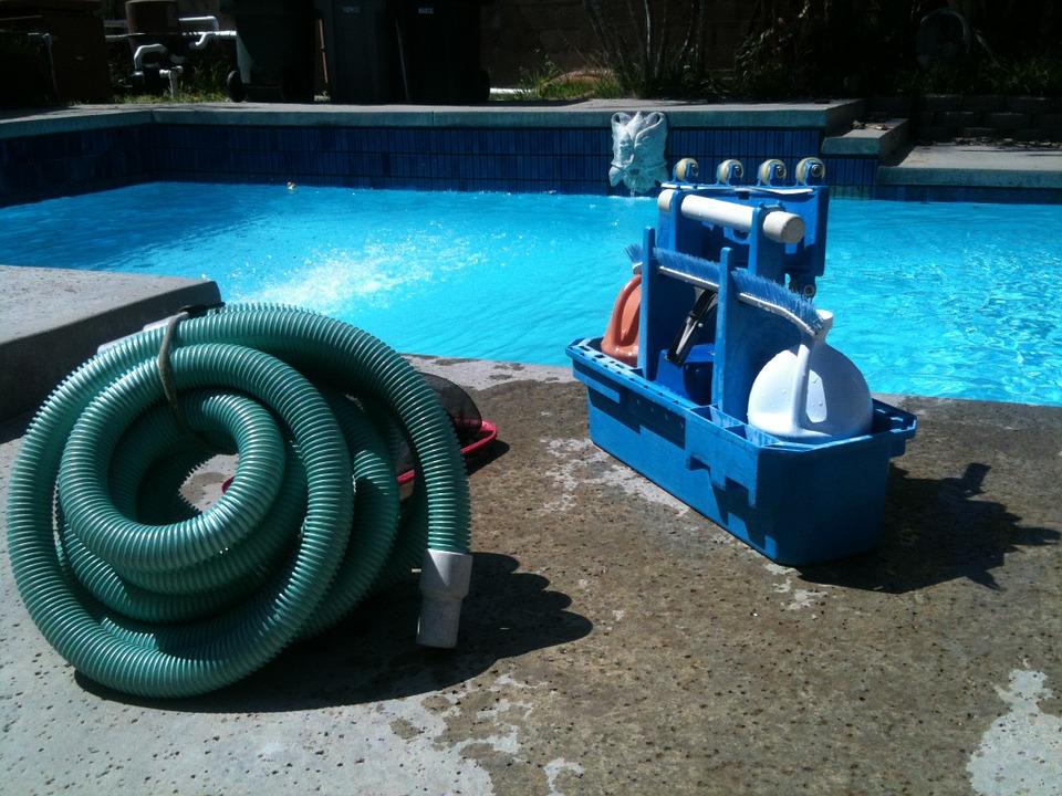 bazénové hadice