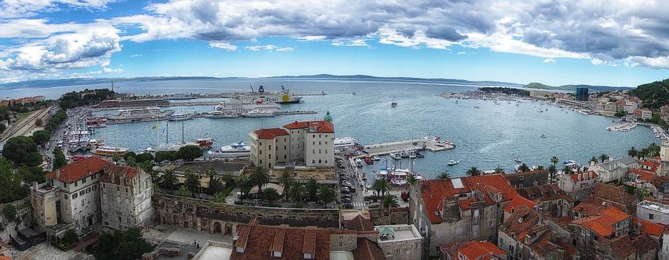 chorvataský Split