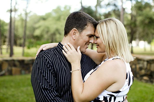 Spokojený pár
