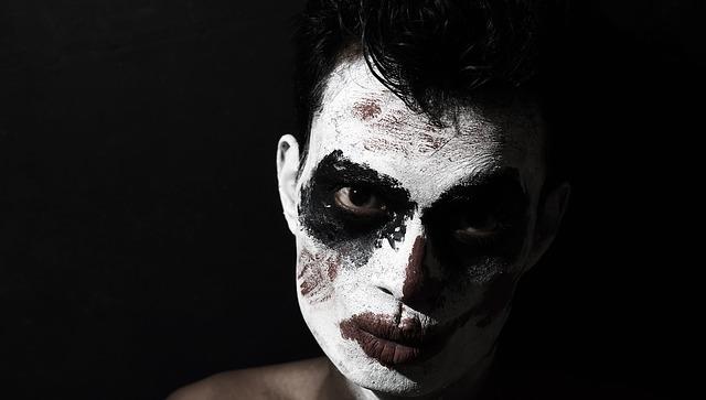Joker, muž